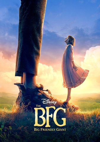 BFG (MOVIES ANYWHERE)