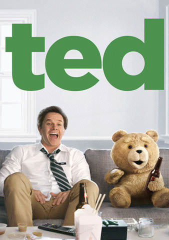 Ted itunes HD (PORTS TO VUDU VIA MA)