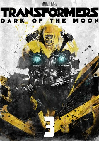 Transformers: Dark of the Moon itunes HD ONLY