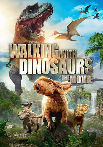 Walking With Dinosaurs (2013) UVHDX