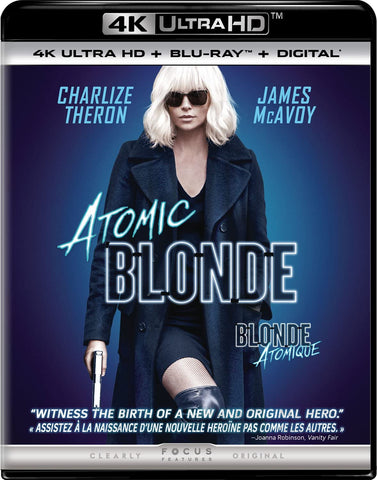 Atomic Blonde itunes HD (Ports to VUDU from itunes in 4K UHD through MA)