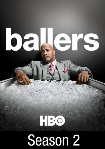 Ballers Season 2 HD (Google Play)