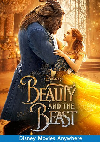 Beauty & The Beast 2017 HD (GOOGLE PLAY)