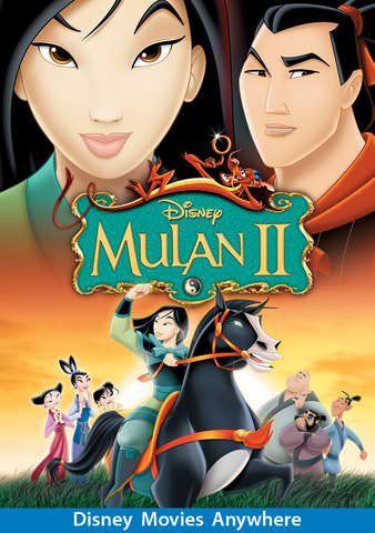 Mulan 2 HD (MOVIES ANYWHERE)