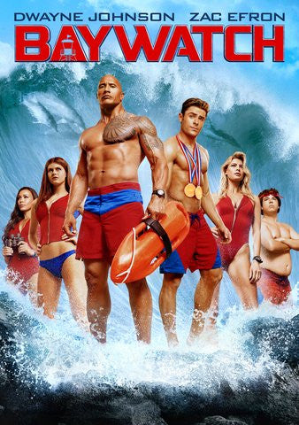 Baywatch itunes 4K UHD