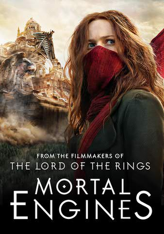 Mortal Engines HD VUDU/MA or itunes HD via MA