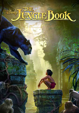 The Jungle Book HD (MOVIES ANYWHERE)