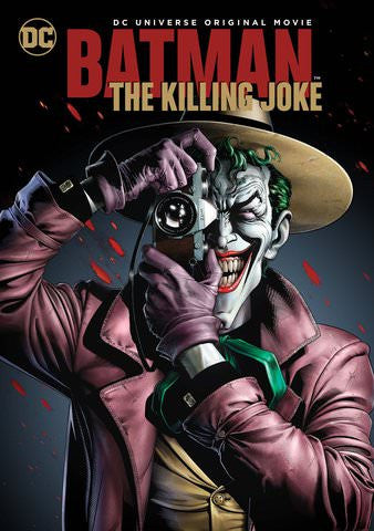 Batman: The Killing Joke UVHDX