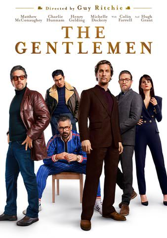 The Gentlemen itunes 4K UHD (Does not port to MA)