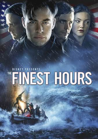 The Finest Hours HD (GOOGLE PLAY)