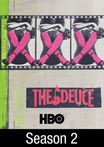 The Deuce Season 2 HDX (GOOGLE PLAY)