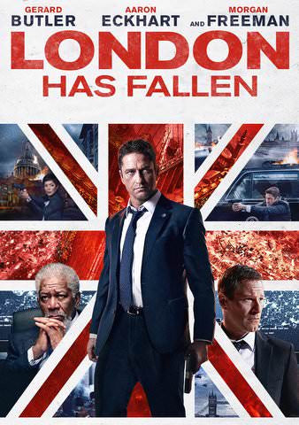 London Has Fallen UVHDX Portion Only