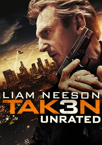 Taken 3 UNRATED HDX or itunes HD via MA