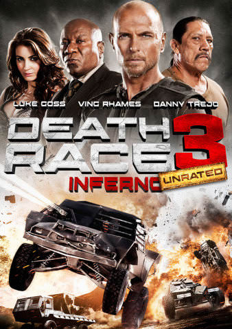 Death Race 3 Inferno (UNRATED) itunes HD (Ports to VUDU via MA)
