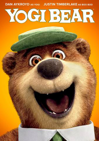 Yogi Bear HDX or itunes HD via MA