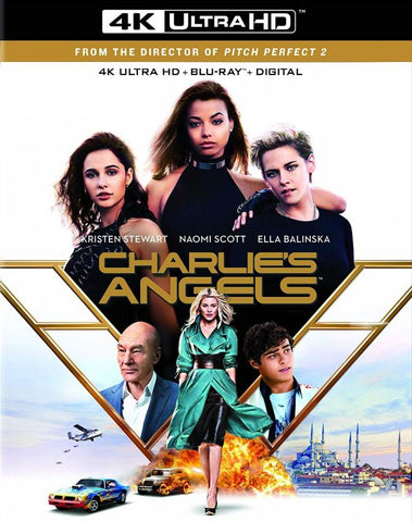 Charlie's Angels (2019) 4K UHD VUDU/MA or itunes HD via MA