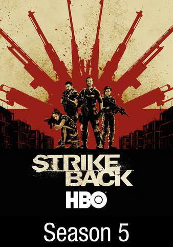 Strike Back Season 5 HD VUDU
