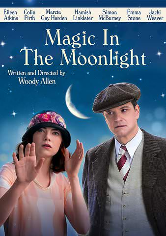 Magic in the Moonlight SD VUDU/MA or itunes SD via MA