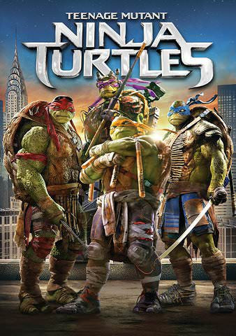Teenage Mutant Ninja Turtles HDX (VUDU)