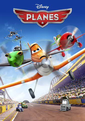 Planes HD (MOVIES ANYWHERE)