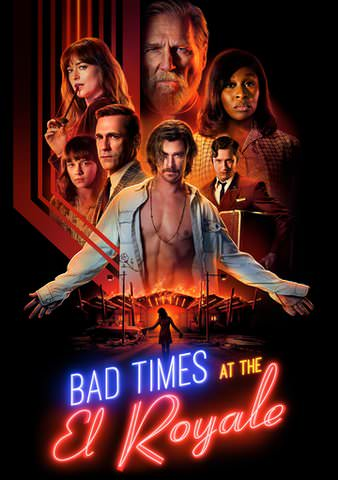 Bad Times at the El Royale HDX or itunes HD via MA