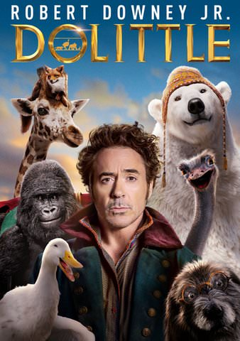 Dolittle HD VUDU/MA or itunes HD via MA