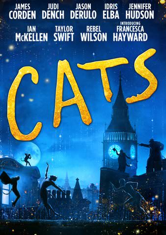 Cats HD VUDU/MA or itunes HD via MA