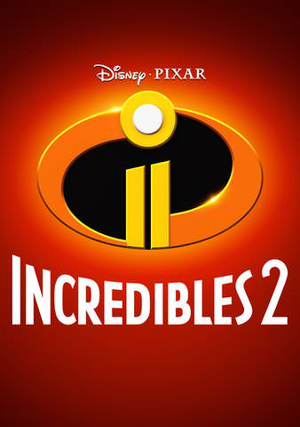 Incredibles 2 (MOVIES ANYWHERE)