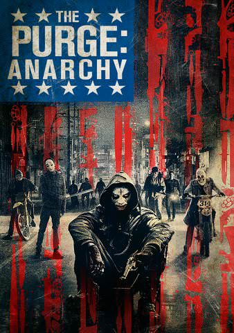 The Purge Anarchy itunes HD (Ports to VUDU via MA)