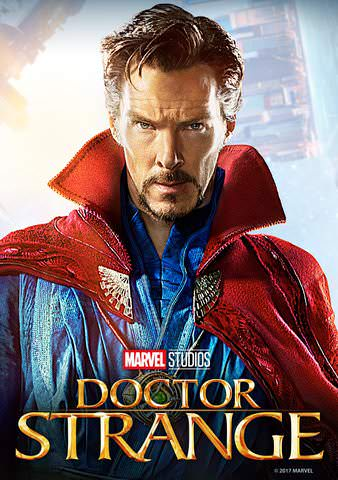Dr. Strange HD (MOVIES ANYWHERE)