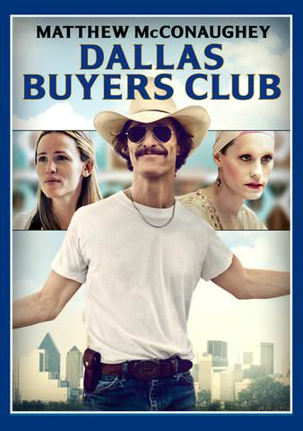Dallas Buyers Club HD VUDU/MA or itunes HD via MA (Redeem in VUDU)