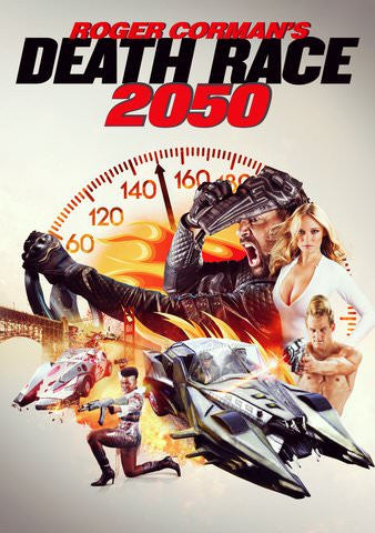 Death Race 2050 UVHDX Portion