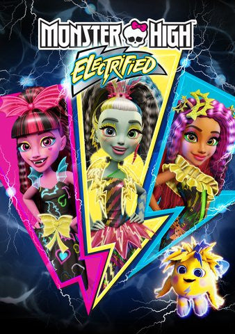 Monster High Electrifies itunes HD