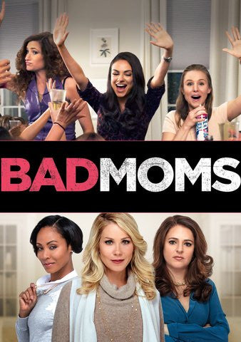 Bad Moms HD VUDU