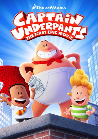 Captain Underpants HD VUDU/MA or itunes HD via MA