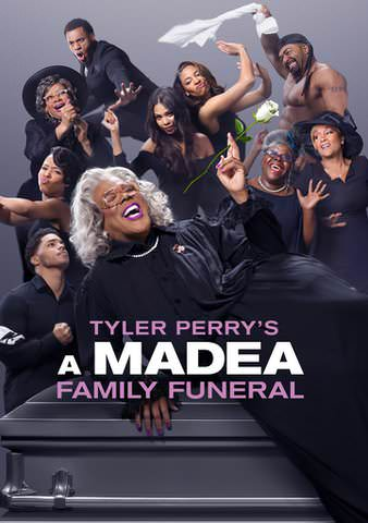 A Madea Family Funeral HD VUDU or itunes HD