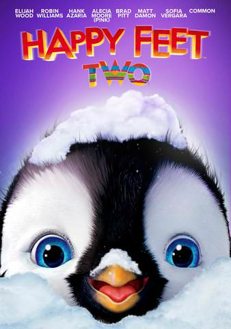 Happy Feet 2 HD VUDU/MA or itunes HD via MA