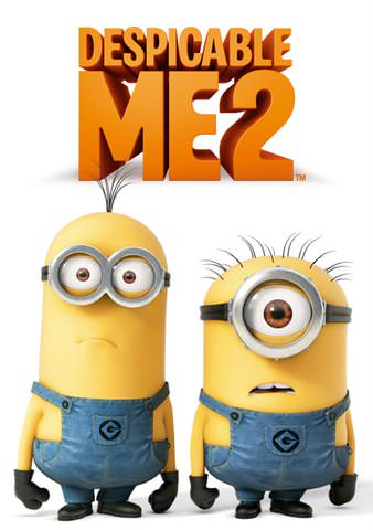 Despicable Me 2 VUDU HD