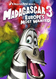 Madagascar 3 HD itunes