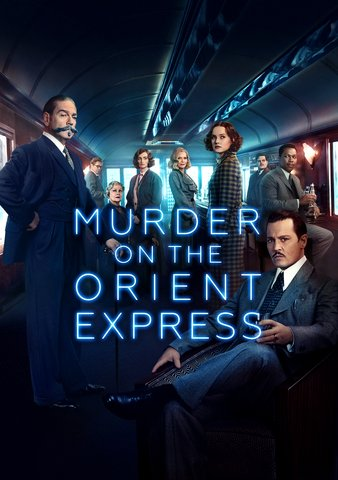 Murder on the Orient Express HDX or itunes HD via MA