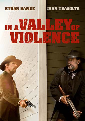 In a Valley of Violence itunes HD