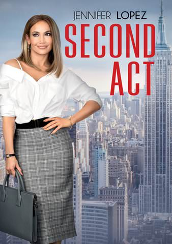 Second Act itunes HD ONLY