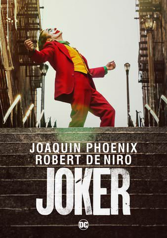 Joker HD VUDU/MA or itunes HD via MA