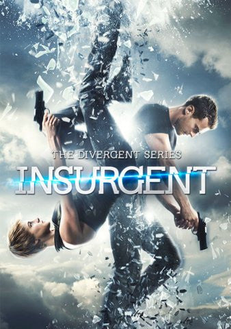 Divergent: Insurgent UVHDX Portion Only