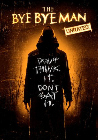The Bye Bye Man (UNRATED) HD VUDU/MA or itunes HD via MA