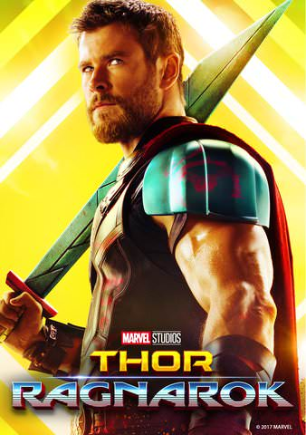 Thor Ragnarok HD (MOVIES ANYWHERE)