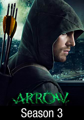 Arrow Season 3 HD VUDU