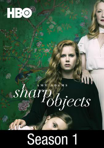 Sharp Objects Season 1 HD (GOOGLE PLAY)