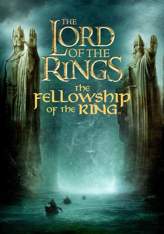 The Lord of the Rings Fellowship of the Ring HD VUDU/MA or itunes HD via MA