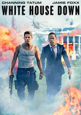 White House Down HD VUDU/MA or itunes HD via MA
